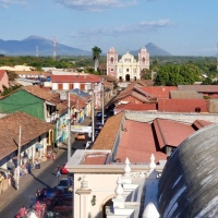 Leon, Nicaragua (1/25-1/28)
