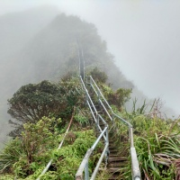 Stairway to Heaven/Haiku Stairs