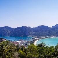 Koh Phi Phi, Thailand (4/17- 4/21)